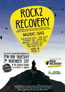 Rock 2 Recovery Poster